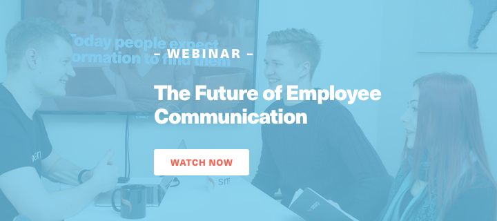 the future of employee communication